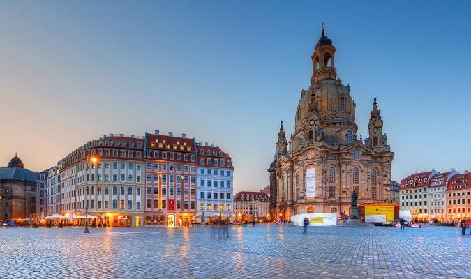 Ponto turístico da Alemanha