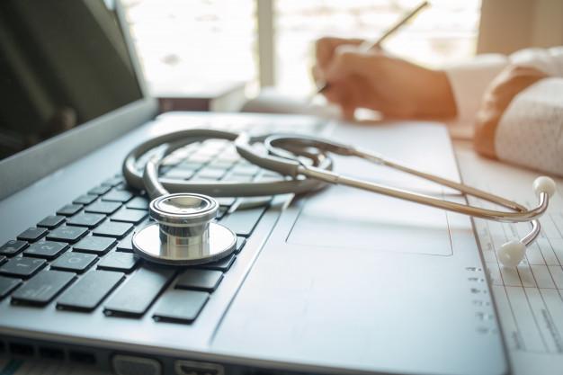 estudo para profissionais de saúde
